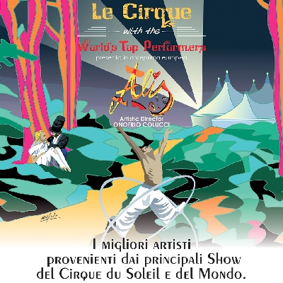 Le Cirque with the World