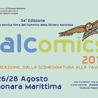 """34^ edizione """"Falcomics"""""""