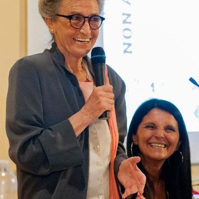 """Barbara Alberti in """"Non a Voce Sola"""""""