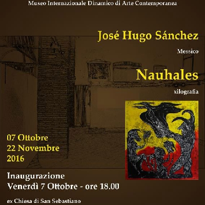 "Mostra ""Nahuales"""