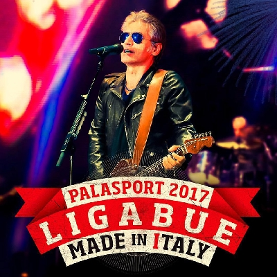 "Ligabue in ""Made in Italy Tour"""
